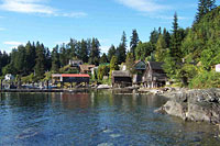 Lakefront Property For Sale On Vancouver Island
